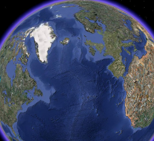 Google Earth Model