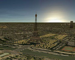Explore Paris in 3D