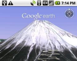 Earth for Android Now Available