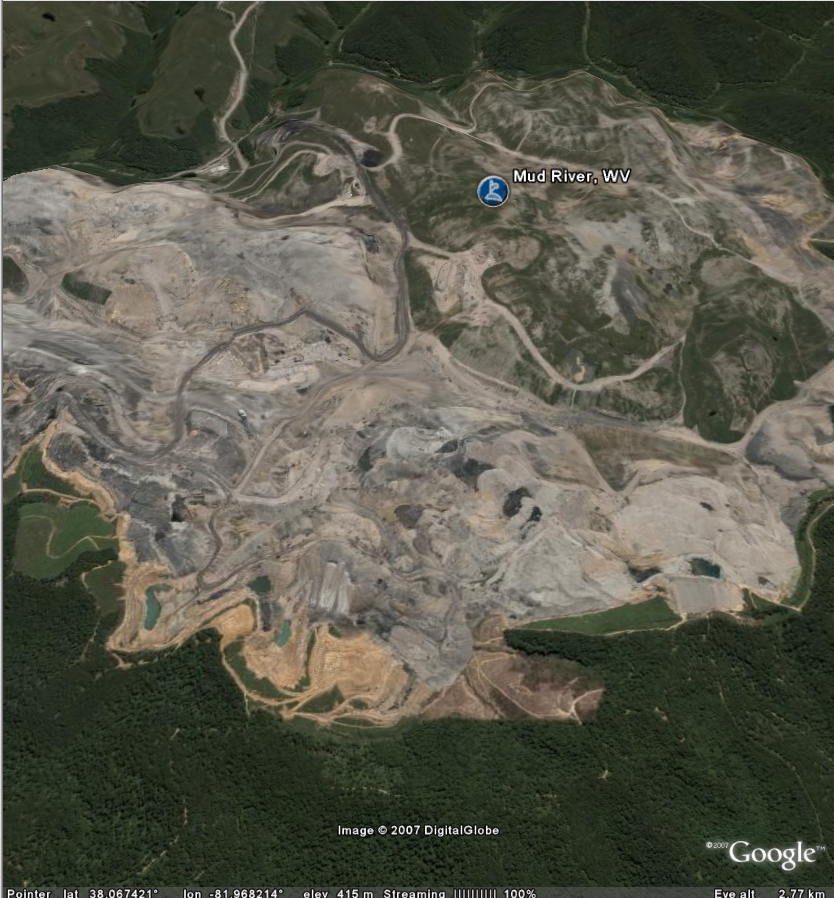 mountaintop removal essay