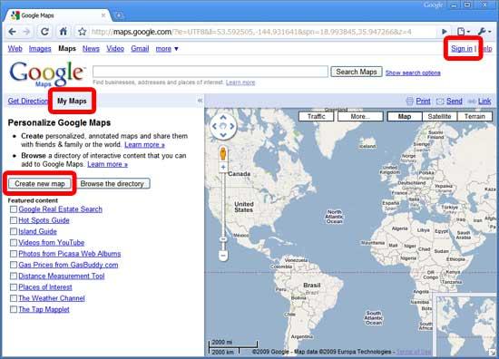 Как сделаны карты гугл