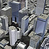 3D building in google earth