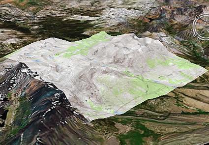 Using Google Earth
